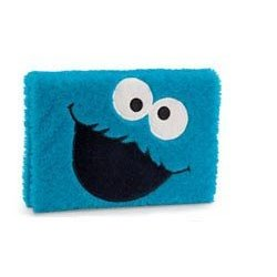Gund Sesame Street Cookie Monster Photo Album