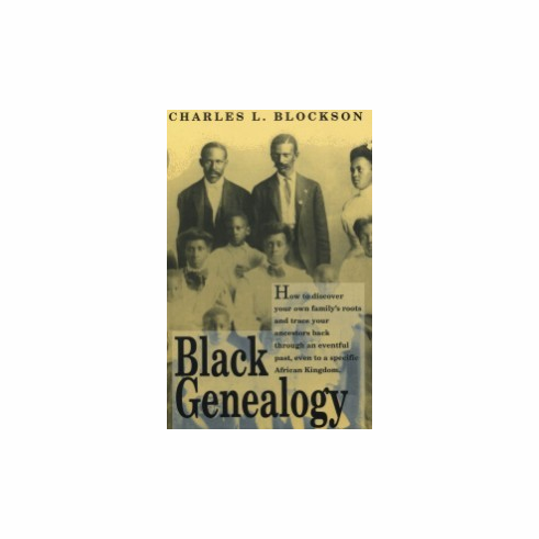 Black Genealogy - Charles Blockson