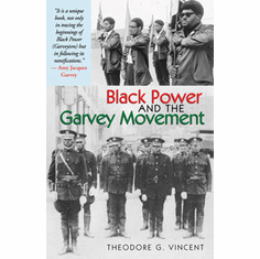 Black Power and the Garvey Movement Paperback