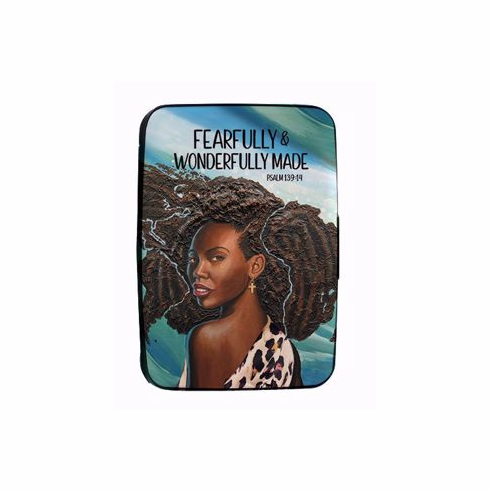African American Expressions- CHC07 Wonderfully Made Card Holder