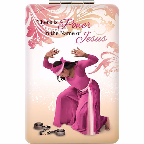 African American Expressions- PM05 Power Compact Mirror