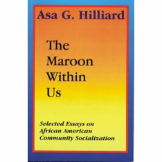 The Maroon Within Us: Selected Essays on African American Community Socialization