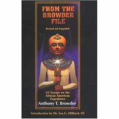 From the Browder File: 22 Essays on the African American Experience (From the Browder File Series)