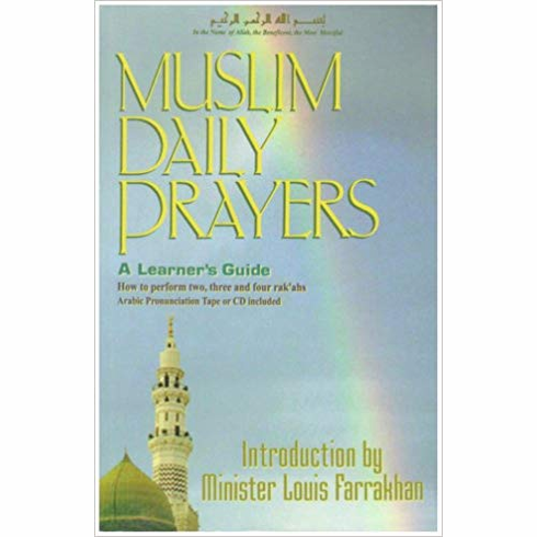 Muslim Daily Prayers (with CD) by Anonymous