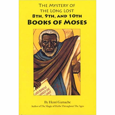 the mystery of the 8th,9th and 10th books of moses