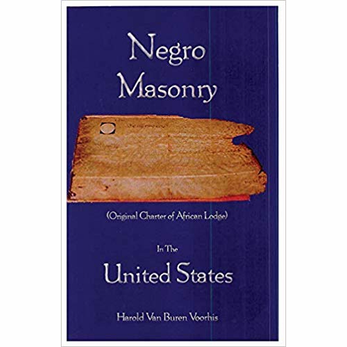 Negro Masony in the United States