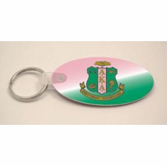 Alpha Kappa Alpha Key Chain