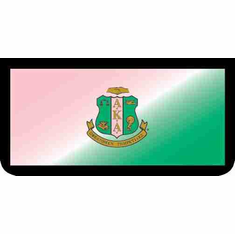 Alpha Kappa Alpha   Checkbook Cover