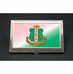Alpha Kappa Alpha  Business Card Case