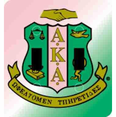 Alpha Kappa Alpha Light Switch Cover