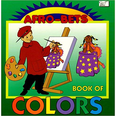 Afro-Bets Book of Colors: Meet the Color Family