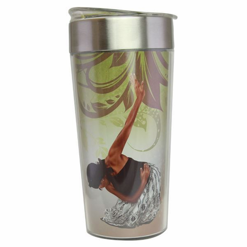 TC04 She Who Kneels Travel Cup