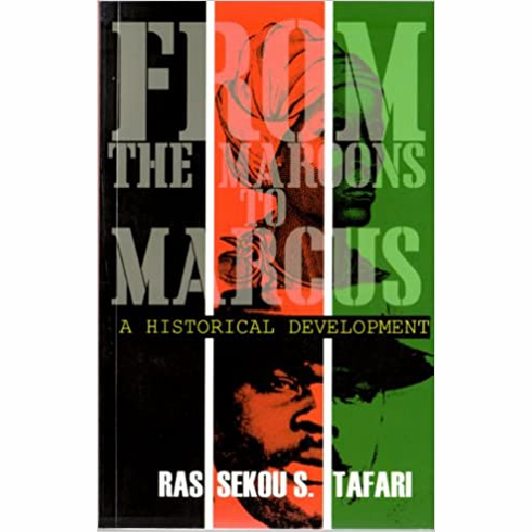 From the Maroons to Marcus: A Historical Development (Caribbean Children Series)