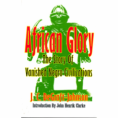 African Glory: The Story of Vanished Negro Civilizations Paperback