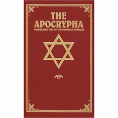The Apocrypha: Translated out of the Original Tongues
