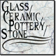 `Glass / Ceramic / Pottery / Stone --