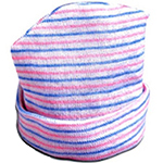 Newborn Baby Beanies Striped