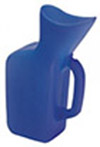 Graham-Field Female Plastic Urinal, 28oz Capacity