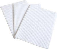"Tidi Products Professional Towels 13"" x 18"" WHITE"