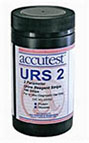 Jant Accutest URS-2 GP Urine Test Strips UA702A