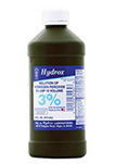 Hydrogen Peroxide 3% Solution 16 oz.