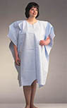 Tidi Products Poncho Style X-Large Exam Gowns (910540)