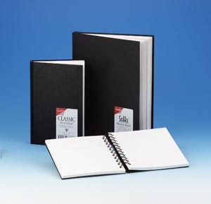 8.5x11 Cachet Classic Sketchbook 220 Pages