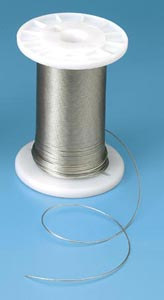 100' Alvin Stainless Steel Parallel Straightedge with Nylon Coated Cord