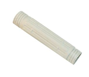 """12"""" x 2.5"""" ID Gray Chartpak Expand-A-Tube Small Middle Section"""