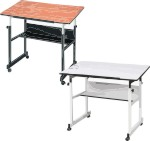 MiniMaster Alvin Drafting Tables Metal Base 30° Tilt