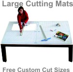 Large Cutting Mats: up to 4x16ft & 6x12ft Size