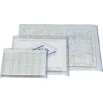 Document Protectors Waterproof Blueprint Covers