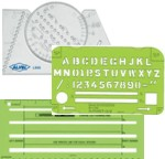 Lettering Templates