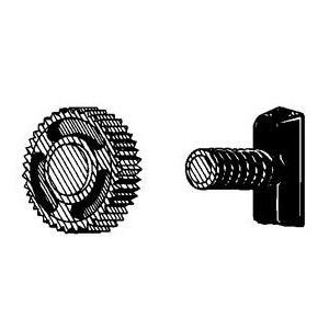 Quick Action T-Bolt & Nut Assembly