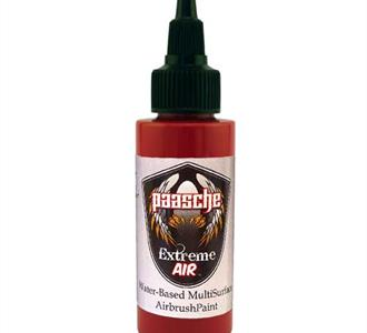 Paasche Extreme Air Multi Surface Airbrush Paint -  2 oz Red