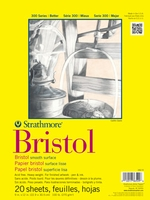 Strathmore 300 Series Bristol Paper Pads