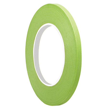 3M Green Masking Tape - 1/4 inch x 36 yds