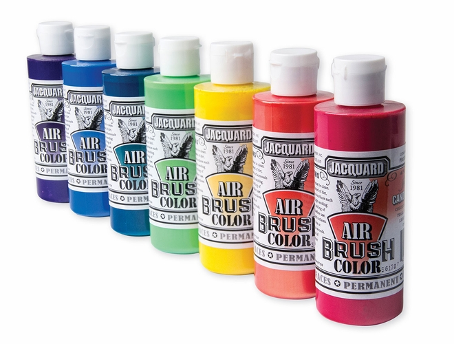 Jacquard Airbrush Colors