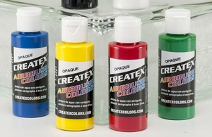 Createx Airbrush Colors - Opaque Colors