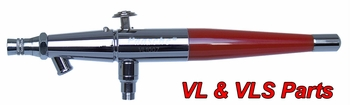 Paasche VL and VLS Airbrush Parts