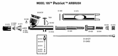 Badger Patriot Parts