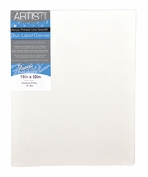 Fredrick's Artist Series Ultra Smooth Blue Label Stretched Canvas