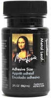 MONA LISA BRUSH-ON GOLD LEAF ADHESIVE 2OZ