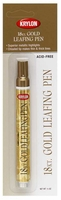 Krylon Metallic Leafing Pen - Gold