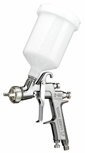 Anest/Iwata W400 Spray Gun with Cup 1.4mm