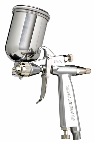Anest/Iwata LPH 50 Spray Gun with Cup
