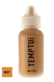1oz TEMPTU PRO SB Airbrush Makeup - 007 GOLDEN HONEY