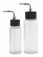 Iwata Side-Feed Bottles