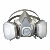 3M™ Dual Cartridge Respirator Assembly 07193, Organic Vapor/P95 - Large