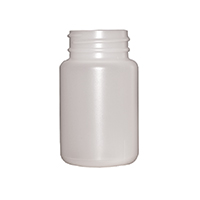 Plastic 3 oz. Bottle (Fits Paasche 62 Sprayers)